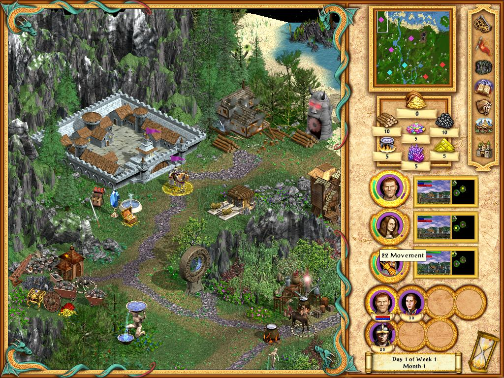 Heroes of Might and Magic 4: Complete-GOG « PCGamesTorrents