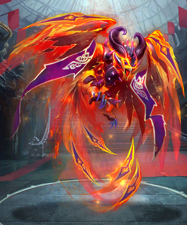 CQ Eternal Phoenix