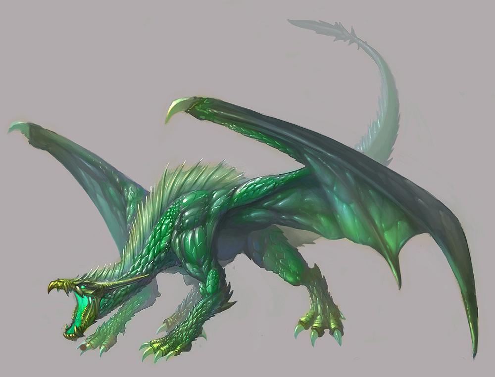 Kodi's Bios HeroesV_Sylvan_07_Green_Dragon